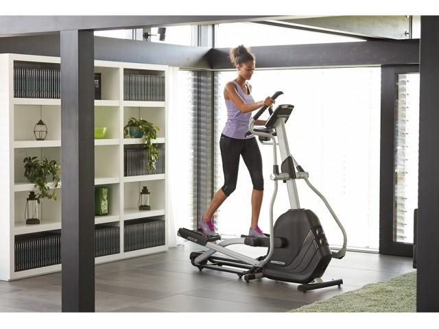 Horizon Fitness Ellipsentrainer Andes 7i Viewfit