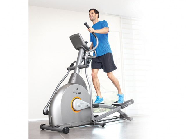 Horizon Fitness Ellipsentrainer Elite E4000