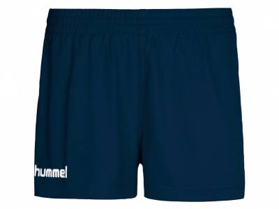 hummel Core Shorts, Damen, marine