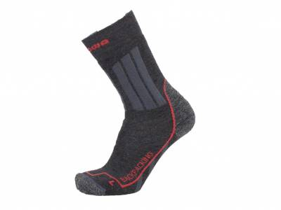 Lowa Backpacking Socken, anthrazit