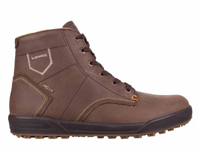 Lowa London GTX QC (Herren - Braun-Gold)