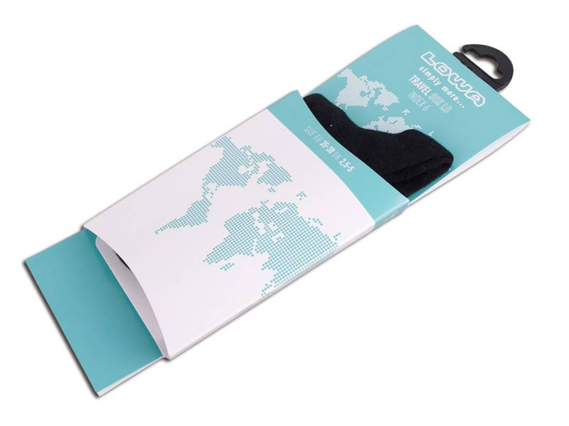 Lowa Travel Sox Lo Socken