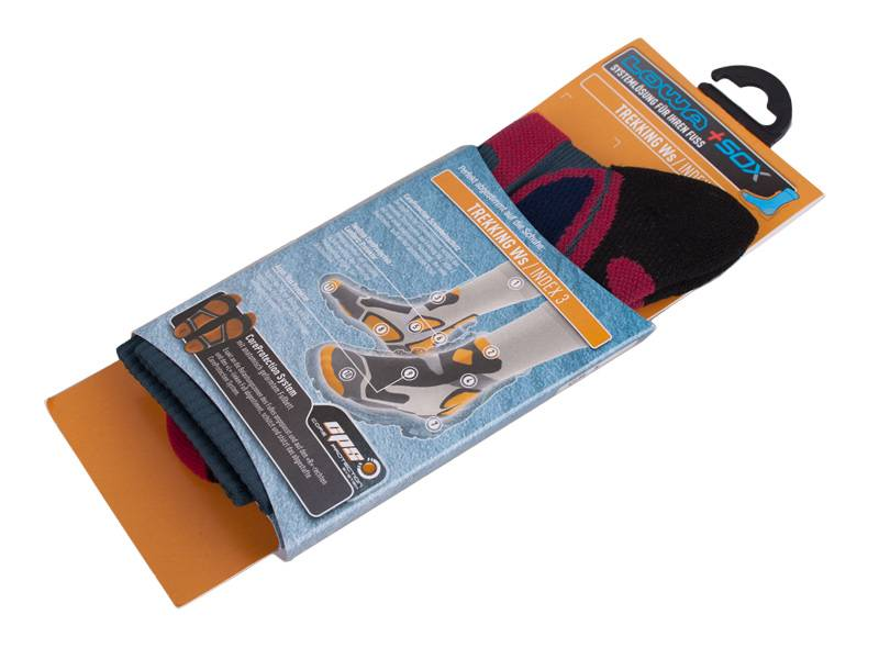 Lowa Trekking Socken Index 3