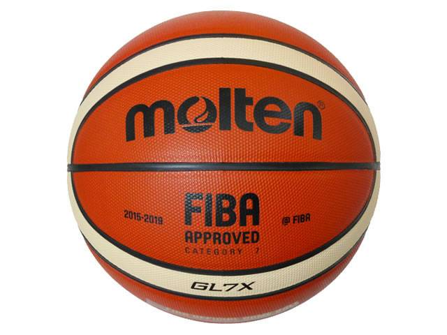 Molten Basketball Spielball FIBA Approved (BGL7X) Gr. 7