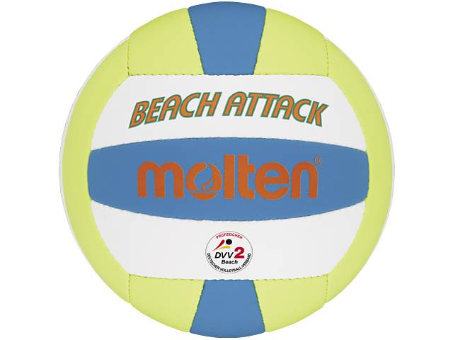 Molten Beachvolleyball MBVBA (Beach Attack)