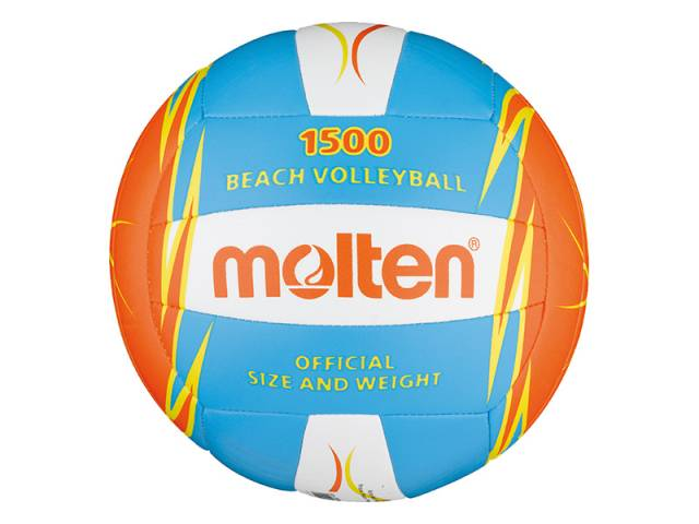 Molten Beachvolleyball V5B1500-CO