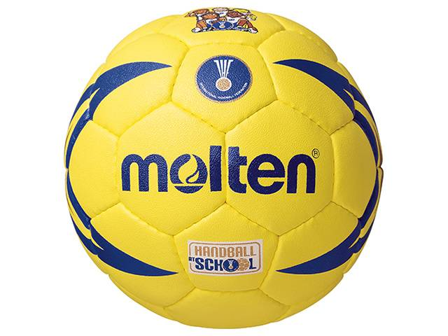 Molten H0X1300-I Ballpaket, Methodik-Handball für Kinder