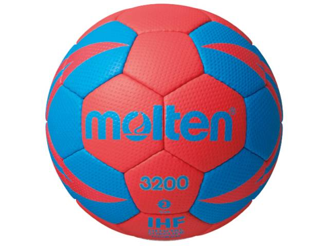Molten Handball Trainingsball HX3200-RB-Serie, Ballpaket