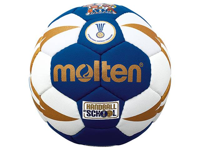 Molten HX1300-BW Ballpaket, Methodik-Handball für Kinder