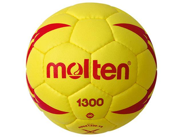 Molten HX1300-YR Ballpaket, Methodik-Handball für Kinder