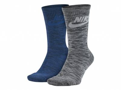 Nike Advance Graphic Crew Socken (2 Paar)