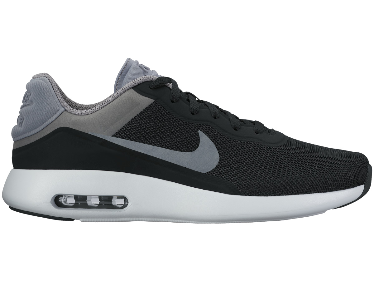 nike air max modern essential schwarz sneaker online. Black Bedroom Furniture Sets. Home Design Ideas