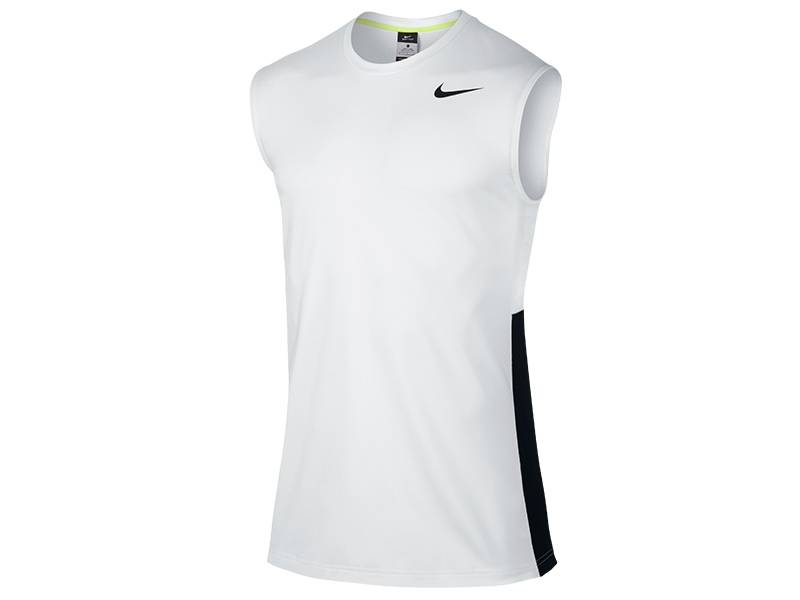 Nike Crossover Sleeveless, weiß