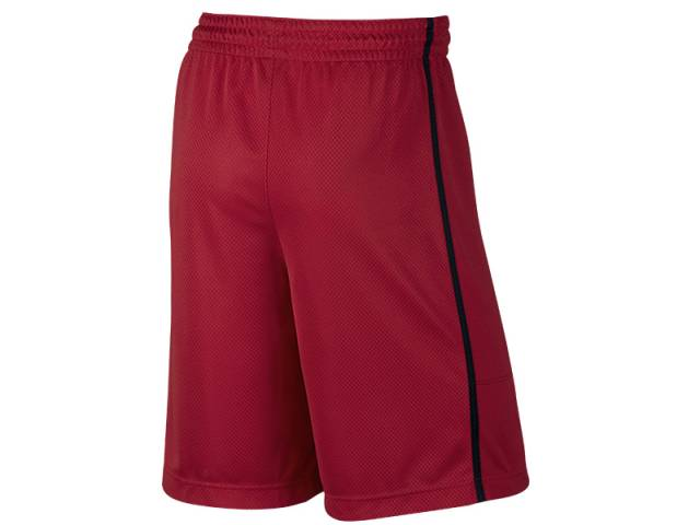 Nike Double Crossover Short, rot