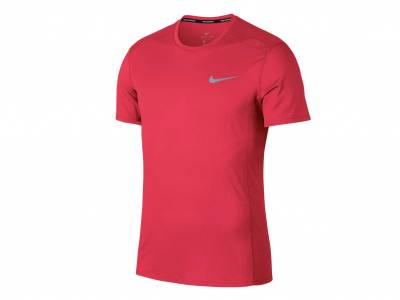 Nike Dri-FIT Miler Cool T-Shirt, coral