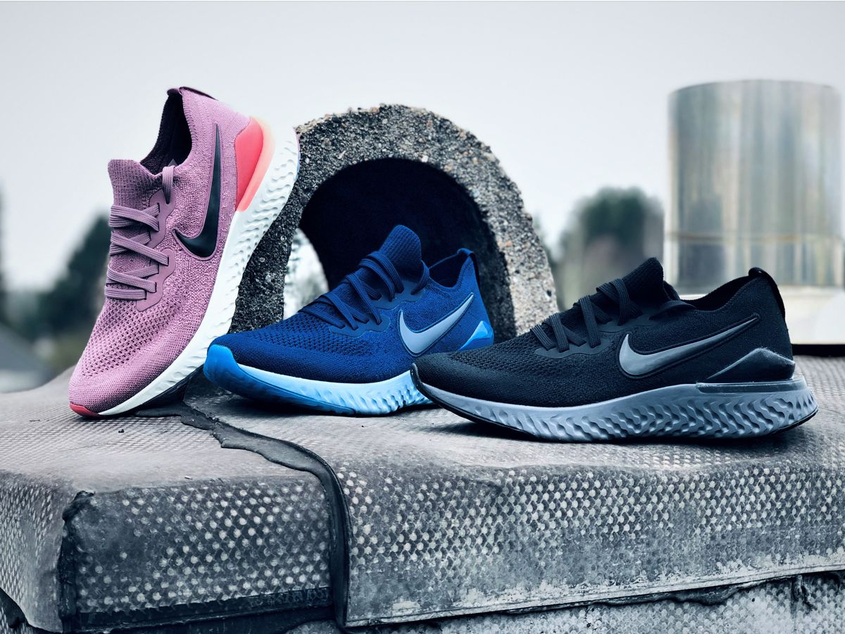 innovative design d099e 0bae1 ... Nike Epic React Flyknit 2 (Damen)