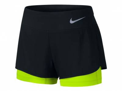 Nike Flex 2-in-1 Damen-Laufshorts (Damen)