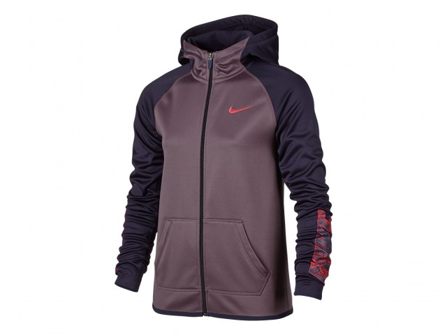 Nike Girls Therma Trainings-Hoodie