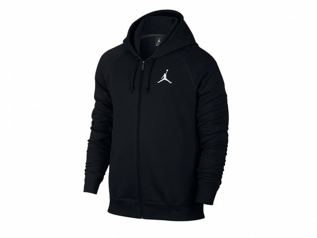 Nike Jordan Flight Fleece Full-Zip Hoodie