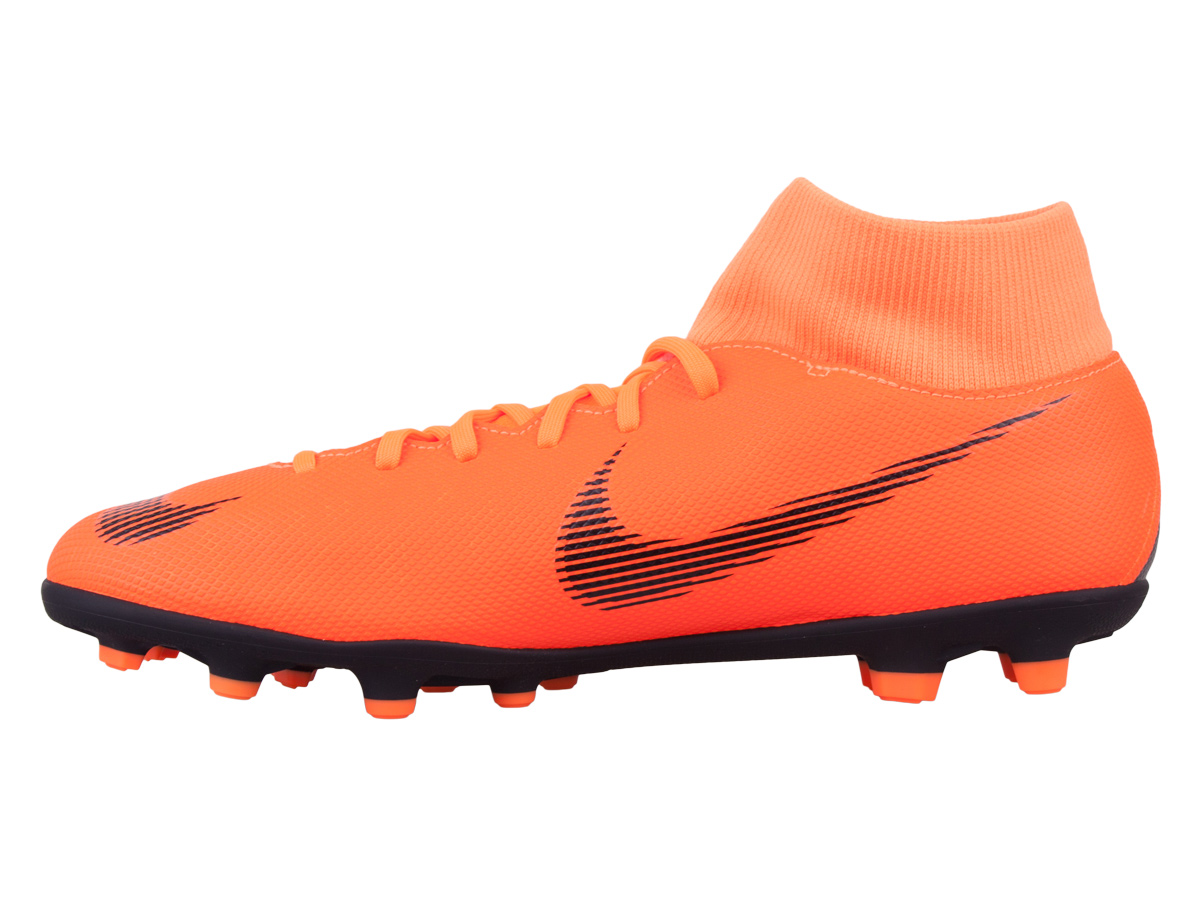 1a518d3bb ... pro fg soccer cleats black total orange white 5ca1a 7b9c3  inexpensive nike  mercurial superfly vi club mg nike mercurial superfly vi club mg ac916 7515b
