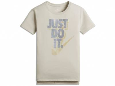 Nike Sportswear Just Do It T-Shirt (Mädchen)