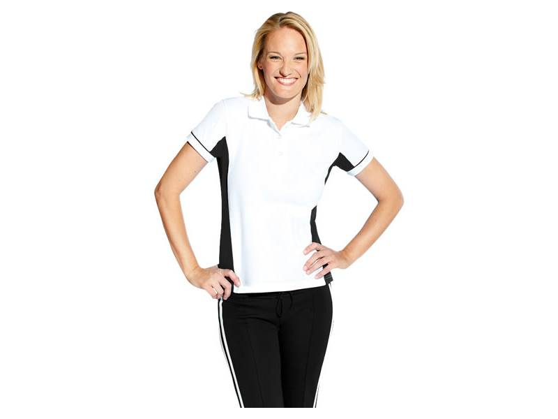 Promodoro Women's Function Contrast Polo