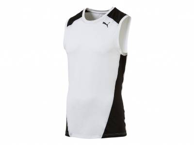 Puma Cross the Line Sleeveless Top (Herren)