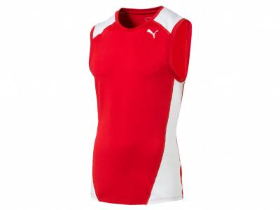 Puma Cross the Line SleevelessTop (Herren)