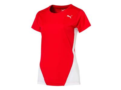 Puma Cross the Line Tee (Damen)