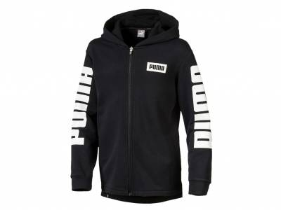 Puma Rebel Full Zip Hoody (Jungen)