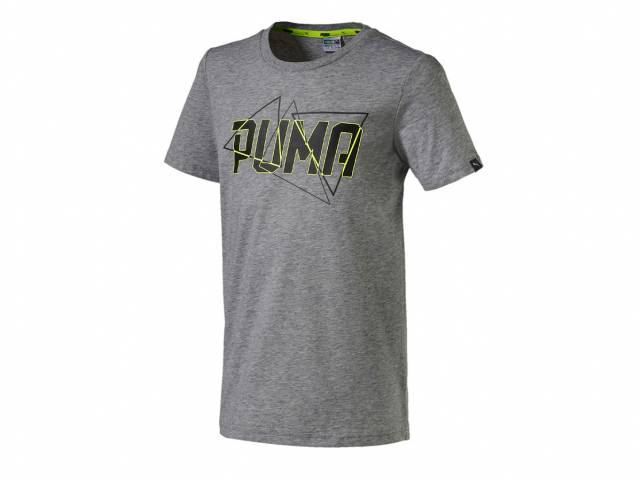 Puma Sport Style Graphic Tee (Kinder)