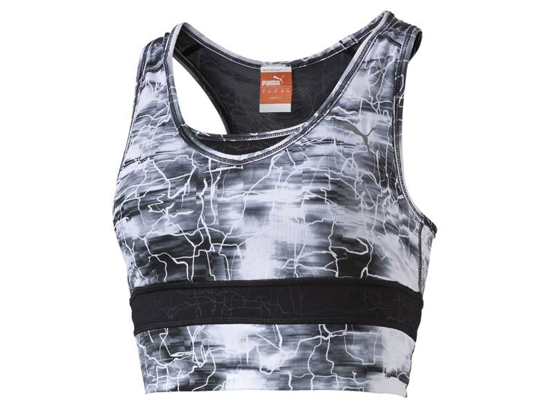 Puma Training Clash Crop Top