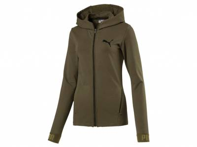 Puma Urban Sports Full Zip Hoody (Damen)