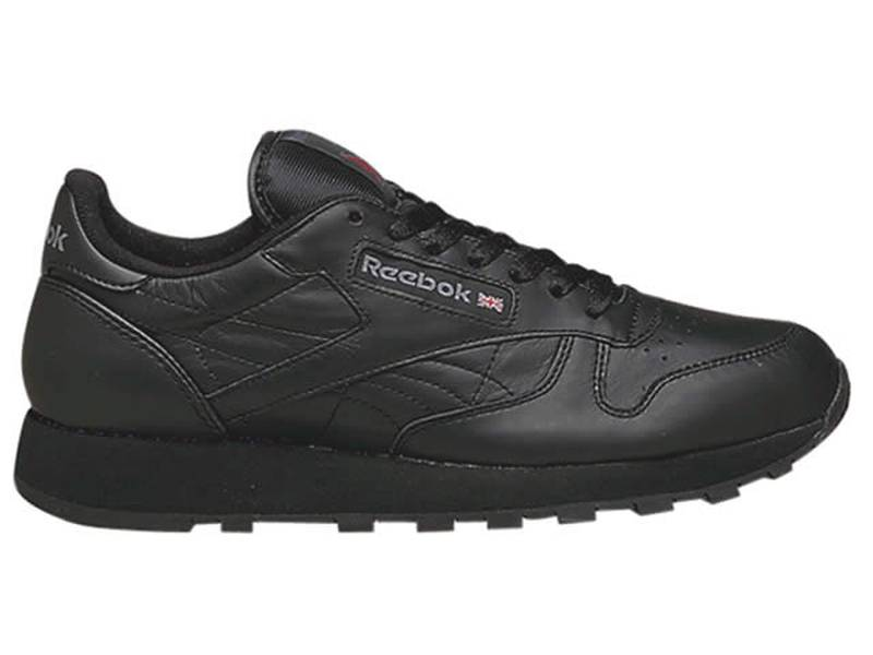 Reebok Classic Leather, schwarz