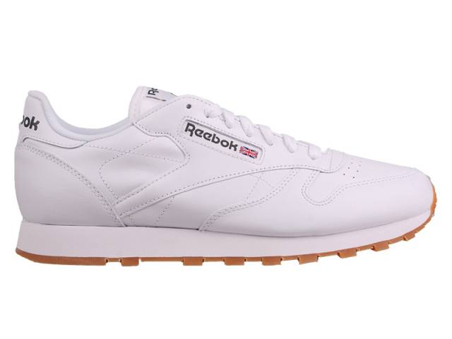 Reebok Classic Leather, weiß