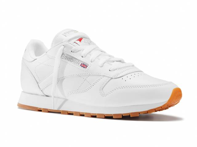 Reebok Classic Leather, weiß (Damen)