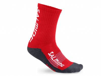 Salming Advanced Indoor Socken, rot
