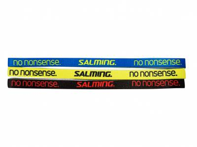 Salming Hairband 3-pack, Blue/Yellow/Black