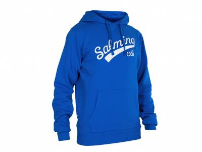 Salming Logo Hood, royal blue