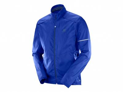 Salomon Agile JKT M Surf The Windjacke (Herren)
