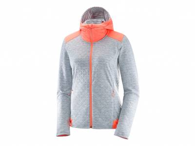 Salomon Elevate FZ Midlayer (Damen)