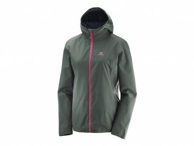 Salomon Jacke ESSENTIAL JKT W Urban Chi (Damen)