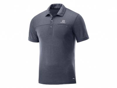 Salomon Polo Shirt EXPLORE POLO M (Herren)