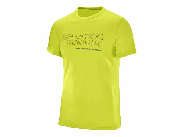 Salomon Running Graphic Tee (Herren)