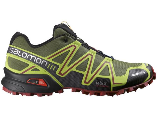 Salomon Speedcross 3 CS (Herren - Climashield)