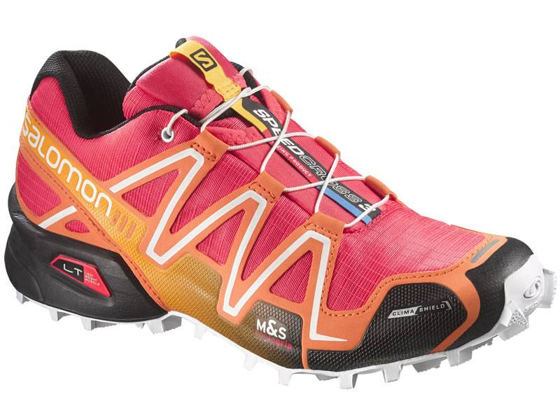 Salomon Speedcross 3 CS W (Damen - Climashield)