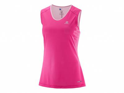 Salomon Trail Runner Sleeveless TEE (Damen)