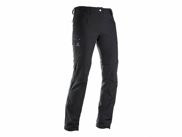 Salomon Wayfarer Zip Pant W (Damen)