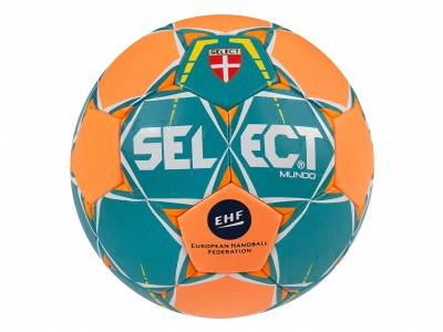 SELECT Handball Mundo (grün-orange)
