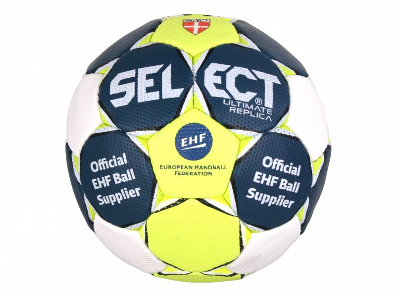 SELECT Handball Ultimate Replica (blau/gelb)